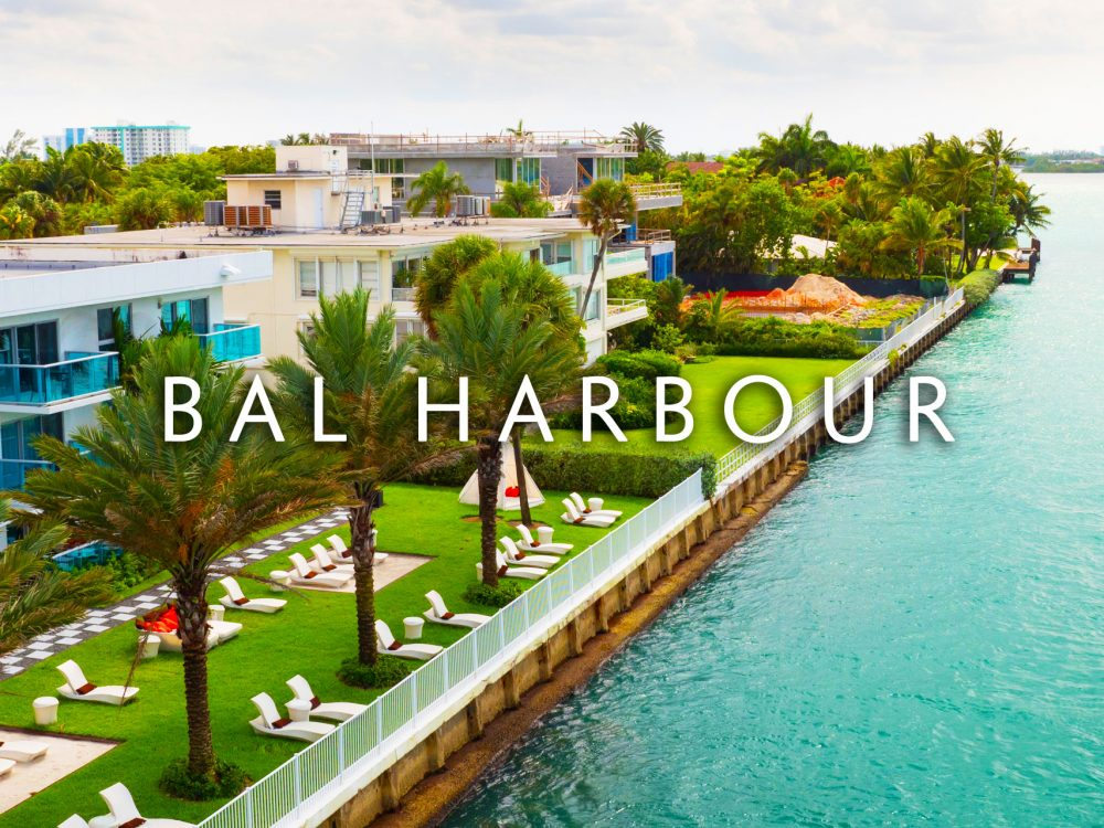 Bal Harbour Homes to Buy from Realtor D. Alex Vaughn is owner of the Vaughn Luxury Real Estate Group focusing on Real Estate in the MIami and Detroit Markets.