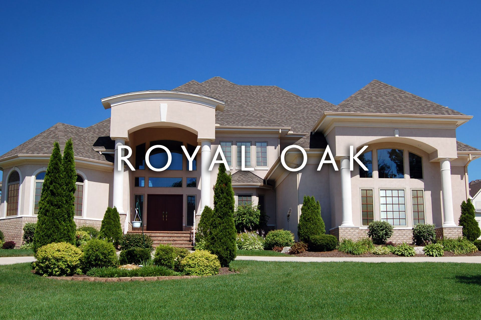 Royal Oak Real Estate to Buy from Realtor D. Alex Vaughn is owner of the Vaughn Luxury Real Estate Group focusing on Real Estate in the MIami and Detroit Markets.