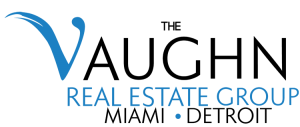 The Vaughn Real Estate Group Logo