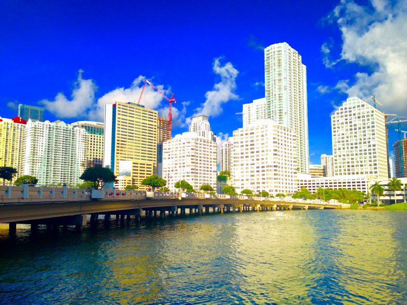 Miami Condo waterway