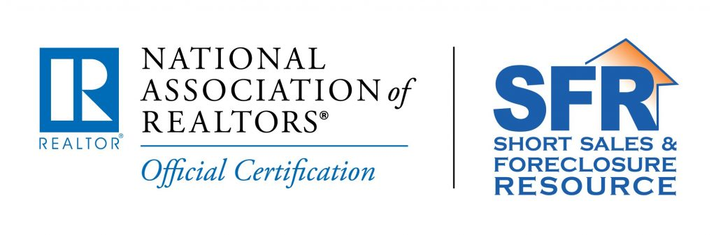 National Associations of Realtors (NAR) official certification for short sales and foreclosure resource