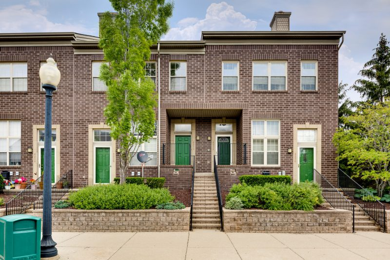 Dearborn Michigan townhome