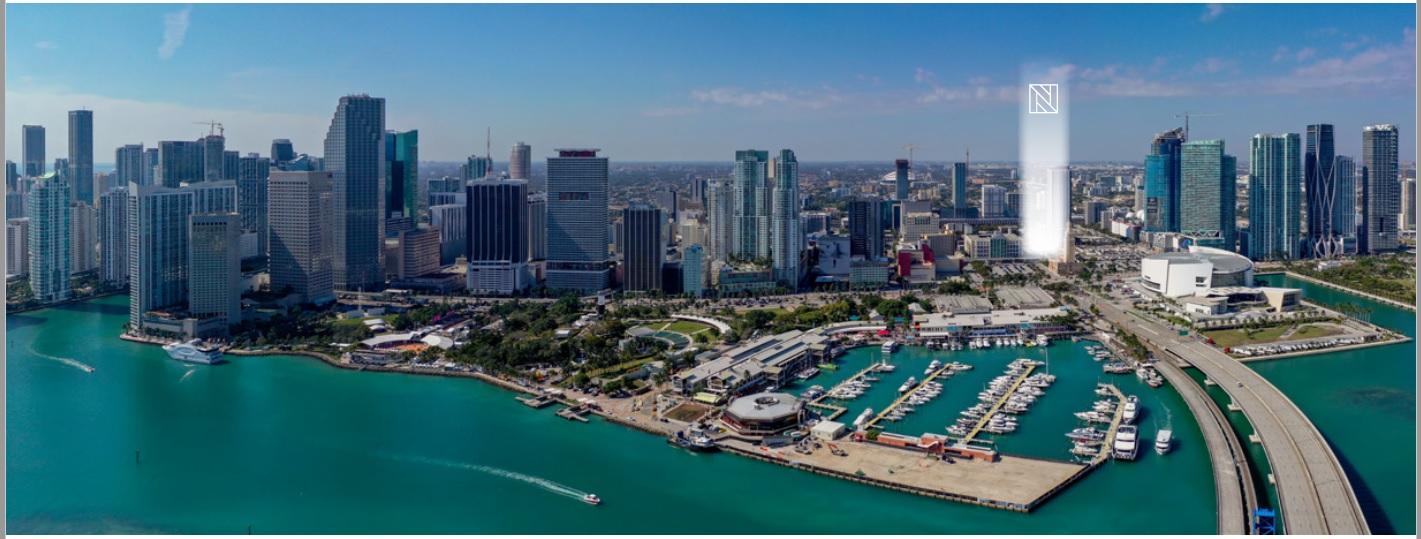 Natiivo Miami / East View