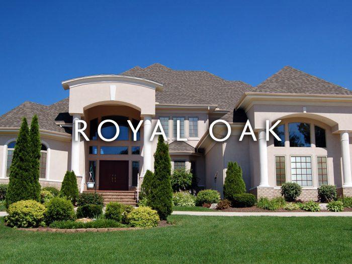 Royal Oak Michigan luxury home