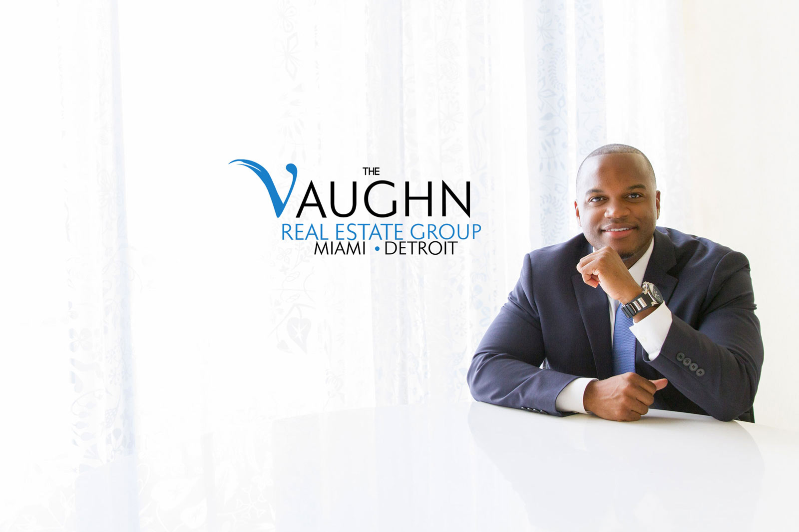 Miami Real Estate Agent Alex Vaughn of the Vaughn Real Estate Group