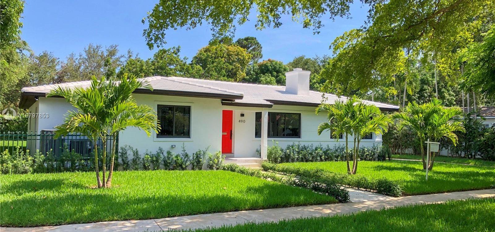Miami Shores Florida Home